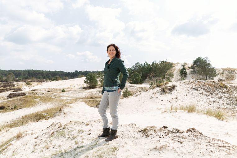 Sabine Wassenberg Beeld Hanne van der Woude