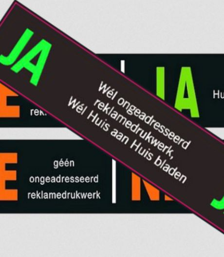 Breda wil aanhaken op Amsterdams 'ja-ja-stickerbeleid'