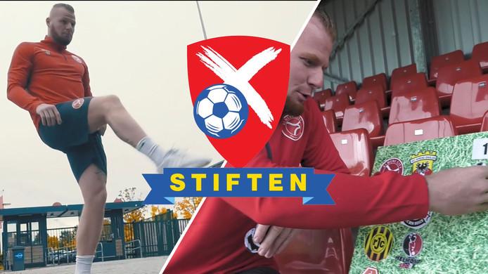 Thomas Verheydt in voetbalrubriek Stiften