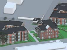 'Even flink gas geven' met nieuwbouw op terrein Spoortheater in Nijverdal: Vlag in top
