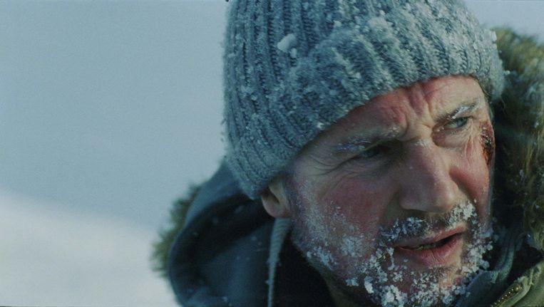 Liam Neeson in The Grey van Joe Carnahan Beeld