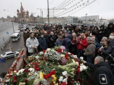 'Auto schutter Nemtsov gevonden in Moskou'