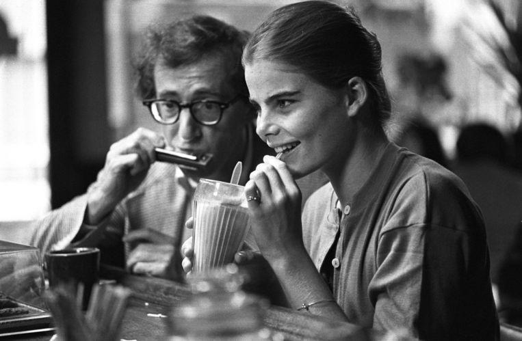 Regisseur: Woody Allen (in: Manhattan.'Op de middelbare school haalde ik troost uit Woody Allen, de antiheld die moeite had met meisjes krijgen.' Beeld .