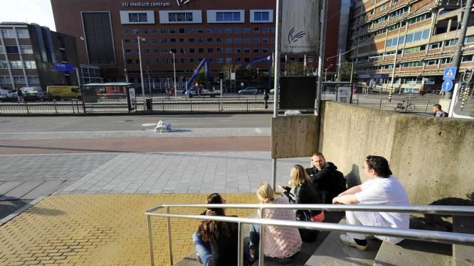 Amsterdam onderzoekt oorzaak leidingbreuk