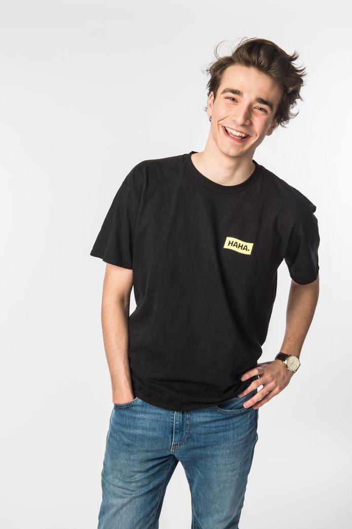 Aaron Blommaert.