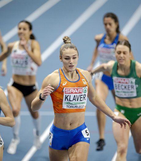 Bol, Klaver en De Witte door op 400 meter; geen succes op 800 meter