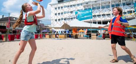 Zweten op het Marktplein voor Apeldoornse 'strandopvang'