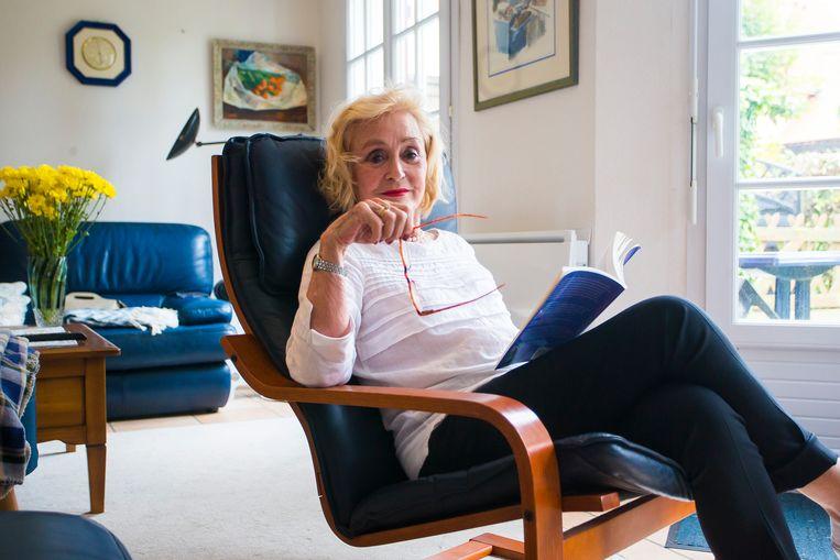 Leah Thys. Beeld Jan De Meuleneir/Photo News
