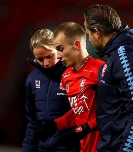 Cerny wil na zijn blessure 'het liefst bij FC Twente blijven'