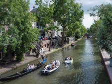 Steeds meer 'schone' boten varen door Utrechtse wateren