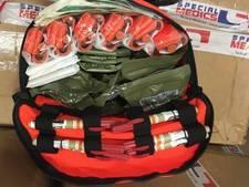 Ambulances krijgen anti-terrorisme-kit