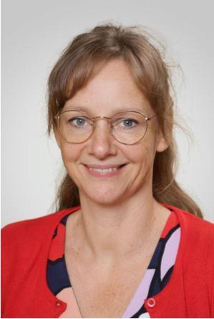 Marleen van den Hurk vertrekt na een kleine vier jaar als rector van het Rythovius College.