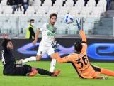 Sassuolo zet Juventus in eigen huis te kijk