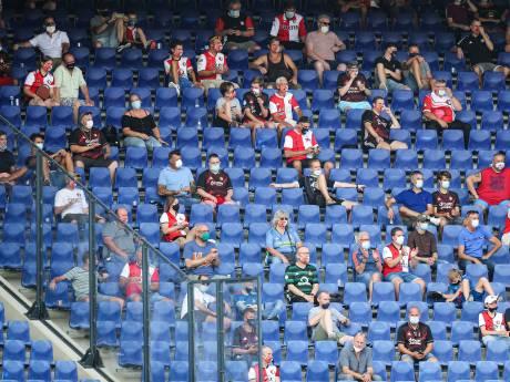 Mogelijk publiek welkom bij Feyenoord - Sparta: beslissing valt maandag