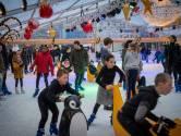 Schaatsbaan keert terug in Tilburgse binnenstad: groter, met Duitse grill, trampoline en draaimolen