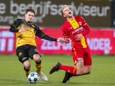 GA Eagles en Roda JC houden elkaar aardig in balans