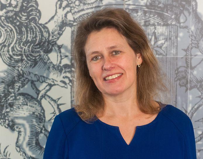 Wethouder Corine Dijkstra.