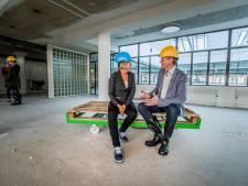 Nieuw stadhuis: wethouders Apeldoorn gaan flexwerken