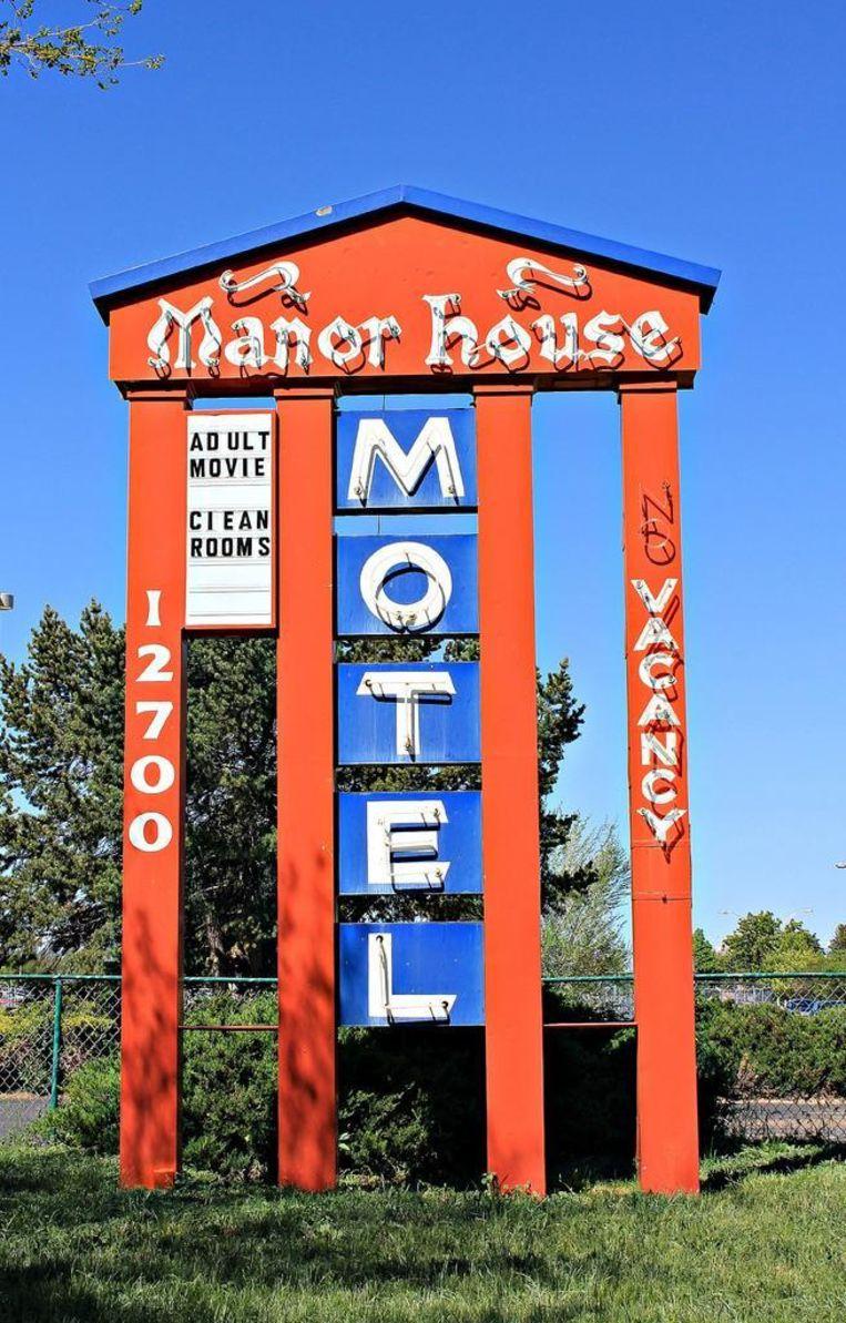 Archiefbeeld van het bewuste motel. Beeld rv