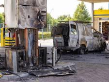 Illegaal gevulde gasfles oorzaak van ravage bij pomp in Dronten: 'Bestuurder probeerde het ding weg te schoppen, maar hij rolde steeds terug'