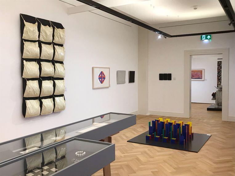 Tussen 1949 en 1984 zijn in het kader van de BKR en zijn voorganger in totaal 521.000 kunstwerken gemaakt Beeld
