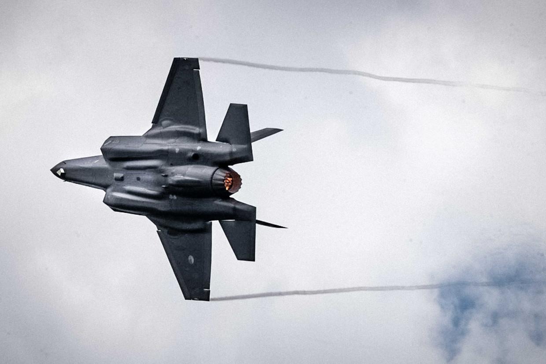 Een F-35. Beeld ANP