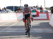 Pogacar wint vijfde etappe in de UAE Tour