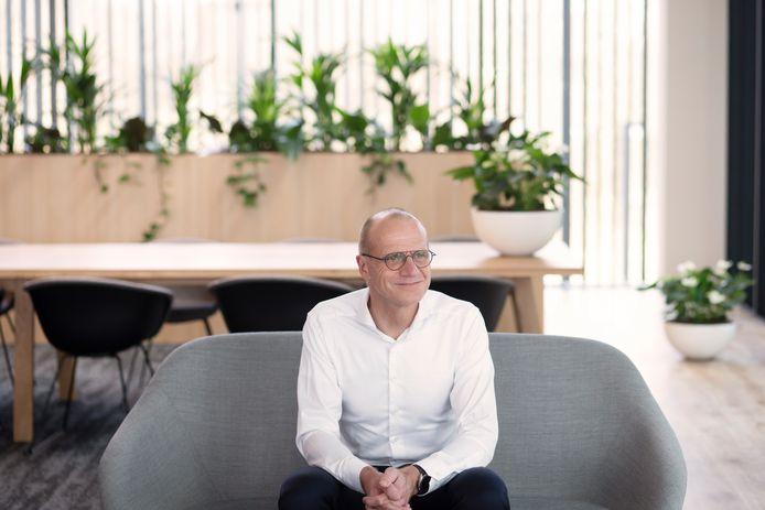 Rik Missault, CEO van Fiberklaar.