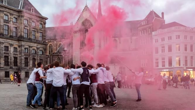 Universiteiten en Hogeschool trekken alle beurzen Amsterdamsch Studenten Corps in