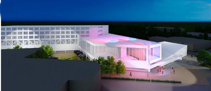 Er zijn plannen voor een hotel in Roosendaal.