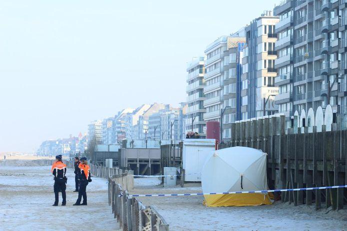 22 januari: het lichaam van Sofie wordt door wandelaars gevonden onder een houten terras op het strand van Knokke-Heist.