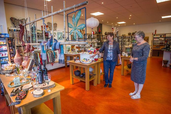 De wereldwinkel in Bladel stopte na 25 jaar