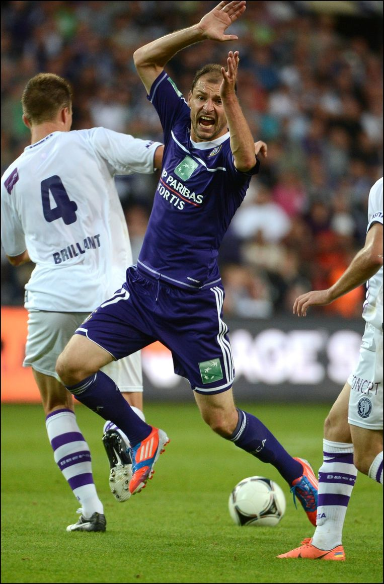 Ook Jovanovic speelde sterk. Beeld PHOTO_NEWS