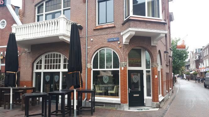 Café Karel de Grote in Oldenzaal sluit deuren, coronacrisis funest voor omzet