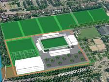 Helmond heeft geld gevonden voor nieuw stadion op De Braak