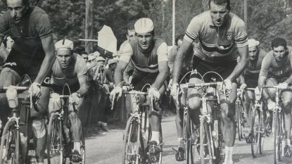 """Willy Schroeders (84) kon gele trui drie dagen aanhouden tijdens Tour van 1962: """"De sportdirecteur had het vertrekuur verkeerd begrepen. Mijn vader fietste dus eerst langs de bakker om stokbroden, en heeft toen nog het peloton ingehaald"""""""