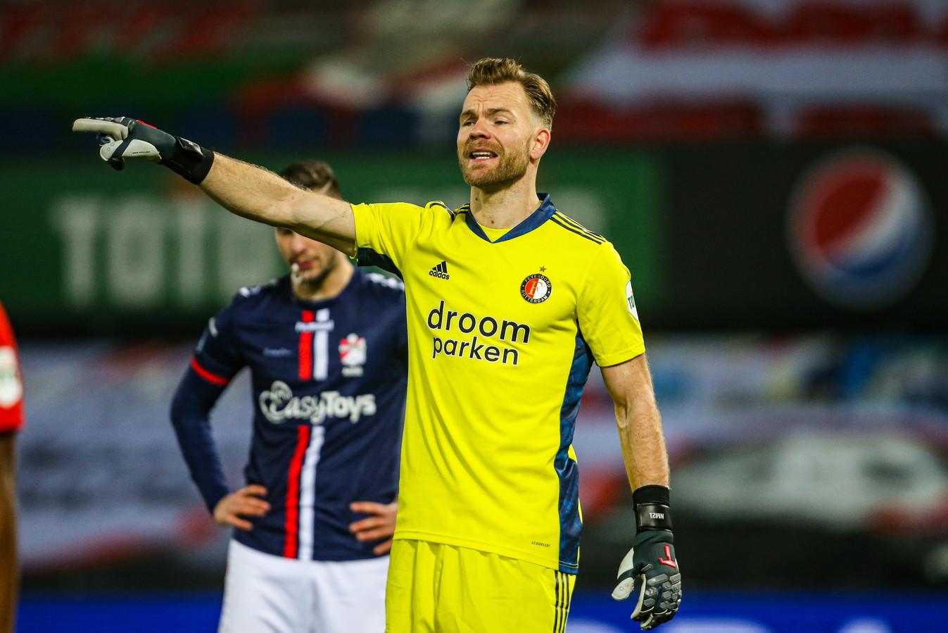Nick Marsman verlaat Feyenoord na dit seizoen.