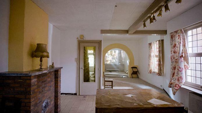 Eén van de drie panden in Huis Gemaakt is te vinden in de Heilig Hartlaan in Lokeren.