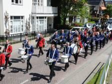 Vergrijzing slaat toe: drumfanfare BUB uit Beek maakt even pas op de plaats