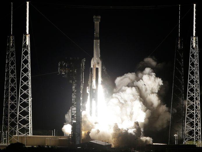De Boeing-ruimtecapsule zou normaal zaterdag aanmeren aan het ISS en er een week blijven.