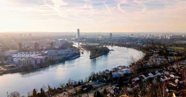 Dode en gewonden bij botsing schepen op de Rijn in Zwitserland.