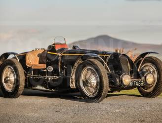 Bugatti koning Leopold III gaat onder de hamer