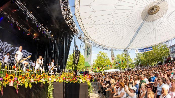 Boecult trekt jaarlijks veel publiek naar Boekel