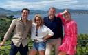 In het tweede seizoen van 'De Verhulstjes' gaat de kijker met Viktor, Ellen, Gert en Marie mee op vakantie naar het Franse Saint-Tropez.
