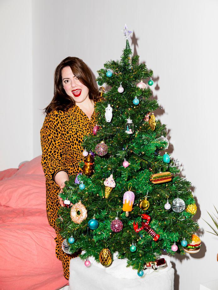 Tijdens kerst is Daphna Gabay in Hengelo: óf fysiek, óf in gedachten.
