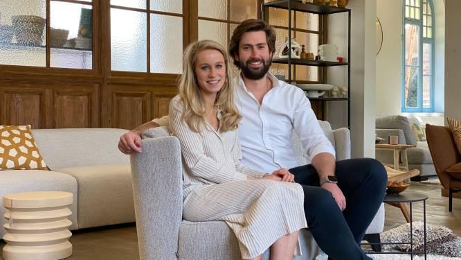 """Nieuwe meubelwinkel geopend in voormalig stationsgebouw van Oostakker: """"Je gaat hier geen 10.000 euro moeten betalen voor een prachtige zetel """""""