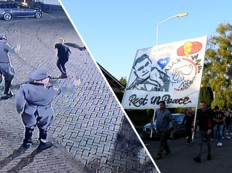 De Stentor Week Update: Urker jongeren spelen nazi's na en indrukwekkende stille tocht