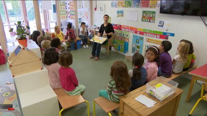 Franse lessen al van in de kleuterklas?