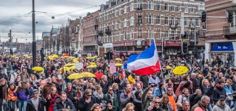 Demonstratie tegen coronamaatregelen zaterdag in Slagharen