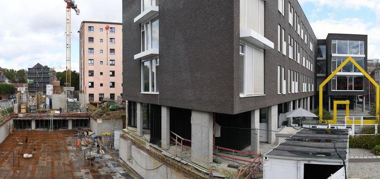 De put aan woonzorgcentrum Remy krijgt een invulling die jong en oud samen zal brengen op de zorgsite in Leuven.